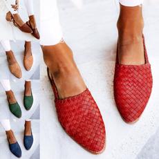 casual shoes, wovenshoe, Sandals, Summer