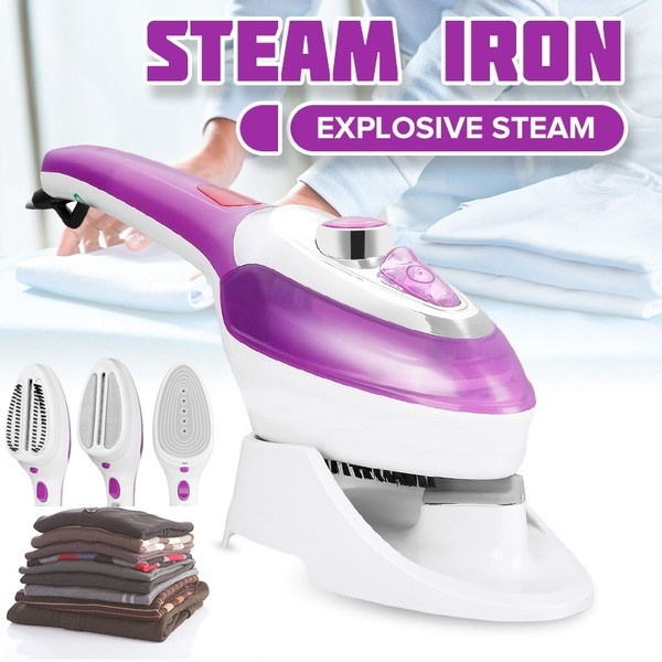 steambrush, Ceramic, Laundry, handheldelectriciron