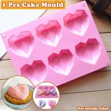Heart, Kitchen & Dining, Baking, chocolatemould