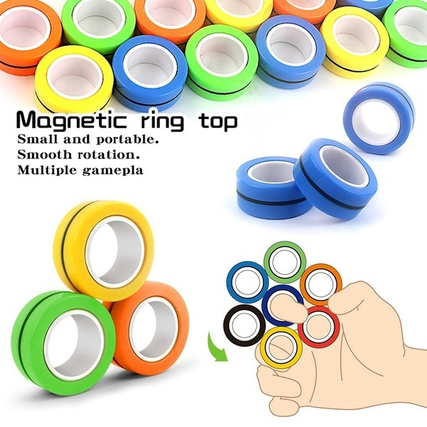 fingertipring, Toy, Magic, Jewelry
