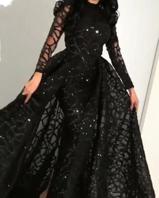 gowns, Cocktail, Sleeve, Bride