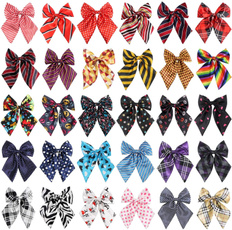 wearing, bowknot, Adjustable, for