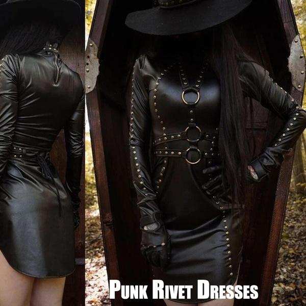 GOTHIC DRESS, Fashion, Ladies Fashion, gothic clothing
