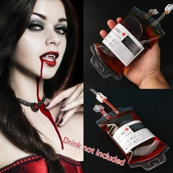 Zombies, Cosplay, skull, bloodbag
