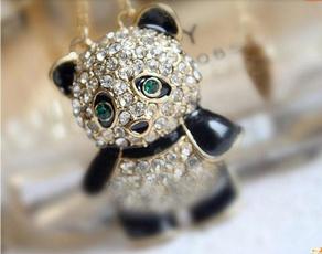 alloypandanecklace, Fashion, eye, Jewelry
