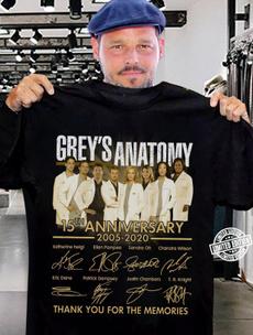 greysanatomy, Cotton Shirt, Cotton T Shirt, greysanatomyshirt