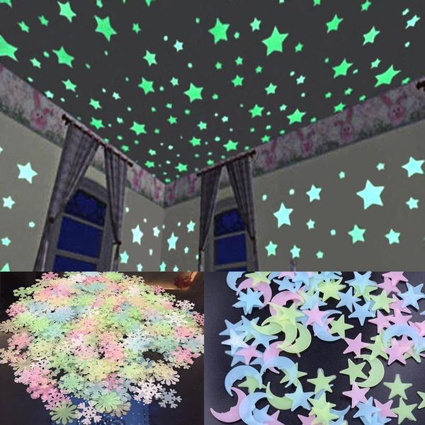 wallstickersbedroom, Star, Home Decor, starsticker