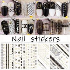 ネイル, nail stickers, Mode, art