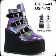 platformboot, Plus Size, Winter, Boots