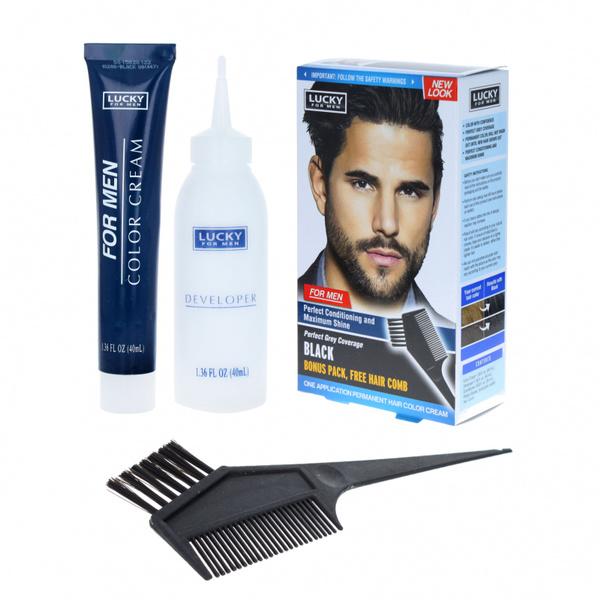 hair, haircoloringkit, greycoverage, menscomb