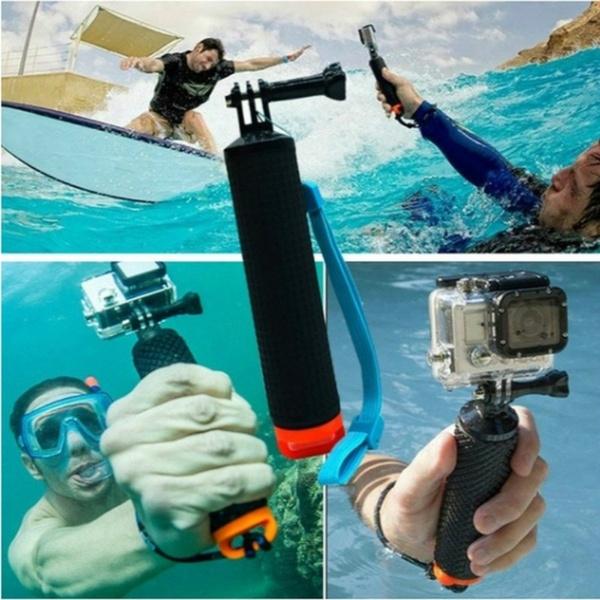 floatinghandgrip, gopro accessories, handgrip, floatygrip