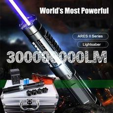 Flashlight, Box, lazerpointer, Laser