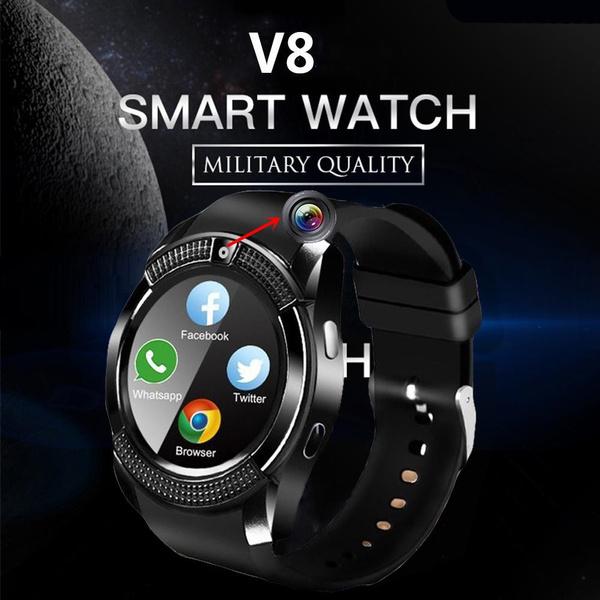 Touch Screen, Sport, Waterproof Watch, gadgetsampgift