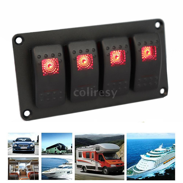 Truck, carswitchpanel, toggleswitch, Pins