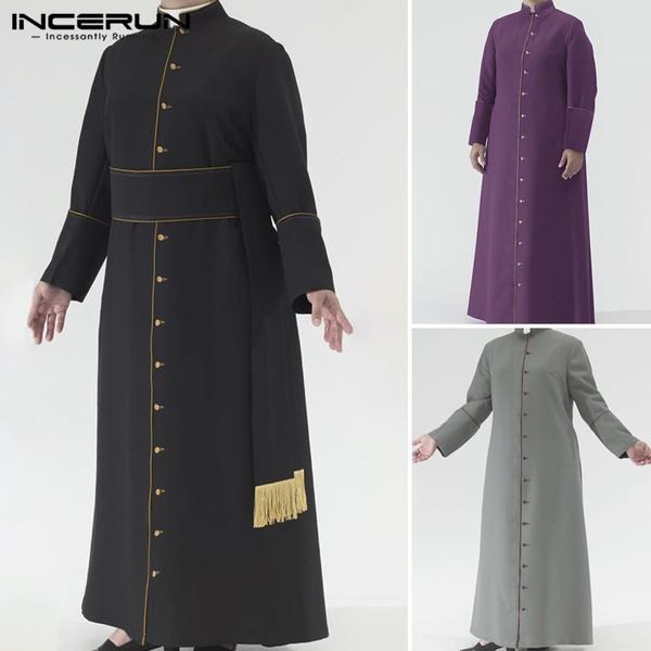 Cosplay, priestcostume, Sleeve, Long Sleeve