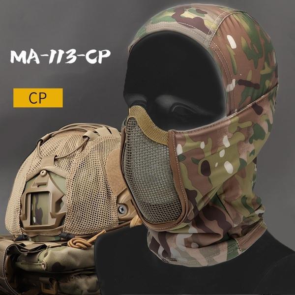 paintballmask, Outdoor, Combat, Hunting