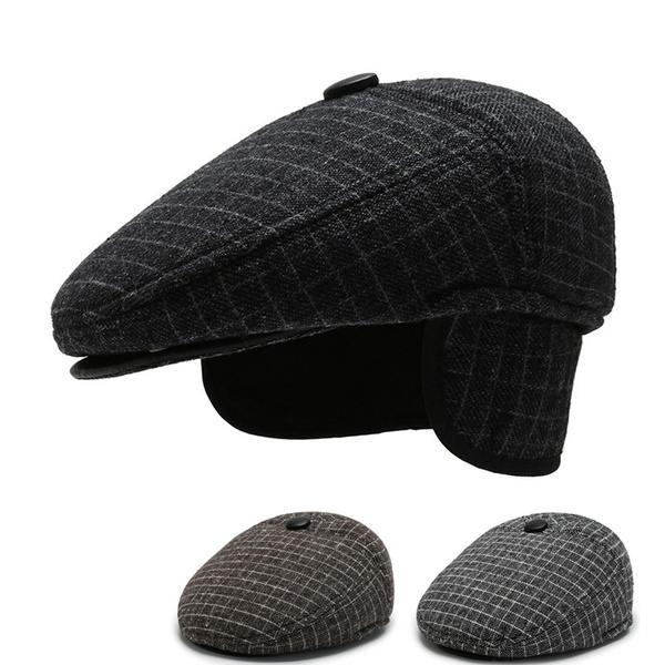 woolen, Newsboy Caps, duckbillcap, visorhat
