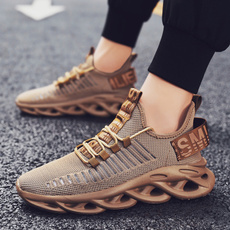 Sneakers, Fashion, Breathable, Men