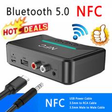 Transmitter, nfc, bluetoothaudioreceiver, Adapter