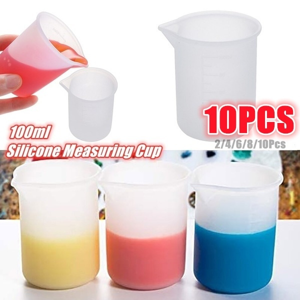 Jewelry, Cup, Silicone, measuringcup