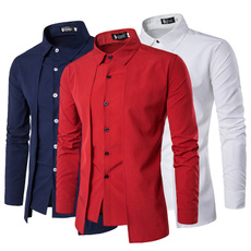 shirts for men, camisamasculina, Fashion, Dress Shirt