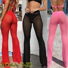 pants, women's pants, see through, Bottom