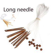 longneedle, Charcoal, Needles, loopneedle
