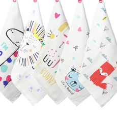 squaretowel, babytowel, portable, handkerchief