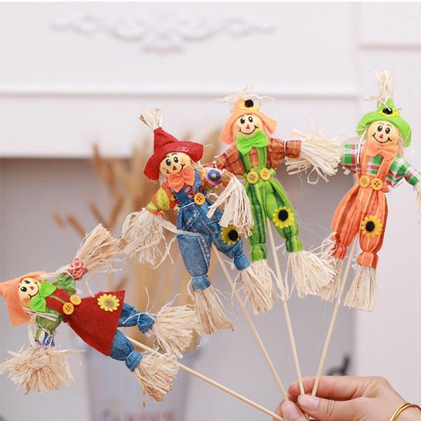 decoration, Garden, Home & Living, easterdecorationscarecrow