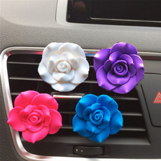 carairfreshener, smellaromatic, Rose, Ornament
