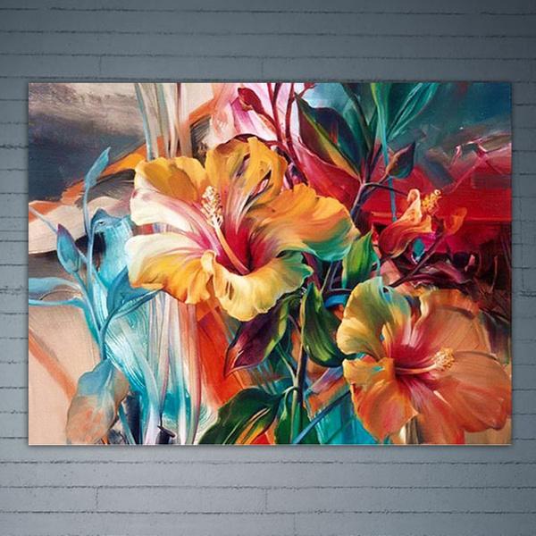 Pictures, Home Decor, Bouquet, Handmade
