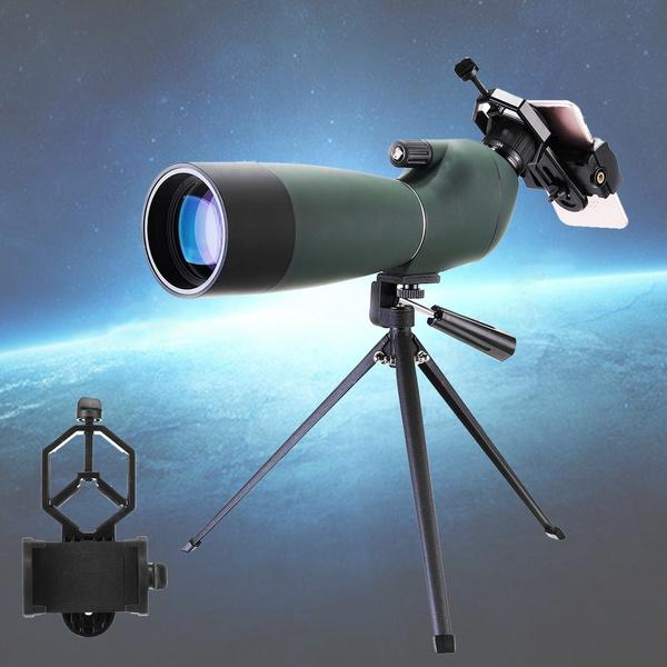 Outdoor, Telescope, Waterproof, Adapter