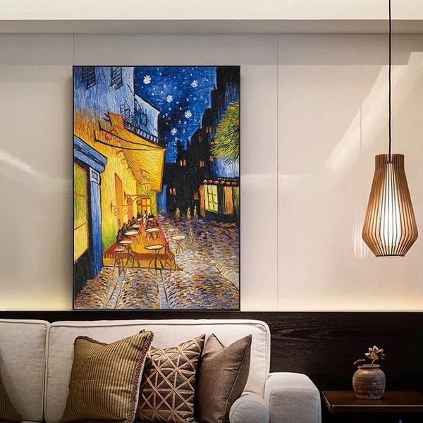 canvasart, Cafe, Vans, Home Decor