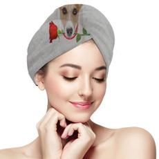 hair, thickhair, Flowers, Towels