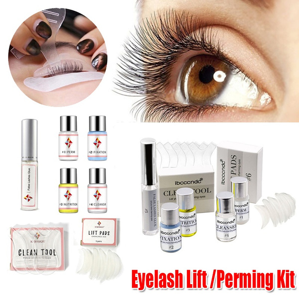 Eyelashes, eyelashliftkit, Home & Living, eyelashcurlingperming