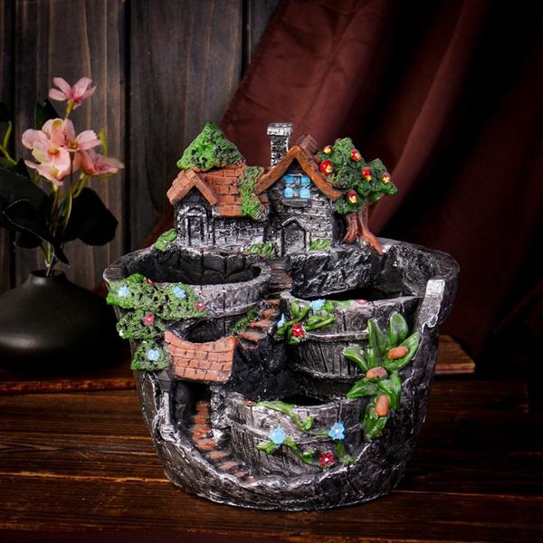 Bonsai, succulent, Garden, Vintage