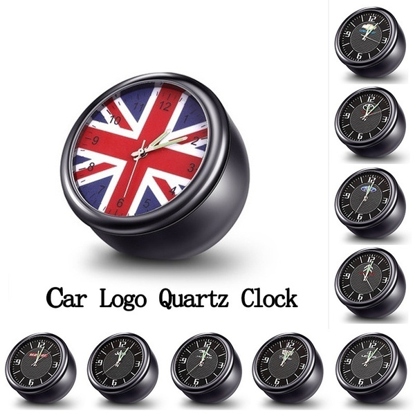 quartz, Clock, carclock, Cars
