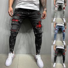 jeansformen, distressedjean, rippedjean, streetjean