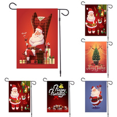 holidayflag, Christmas, christmasbanner, gardenflag