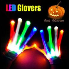 cheerprop, Novelty, led, halloweenglove