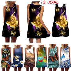 loosedressforwomen, Beautiful, butterfly, beautiful dress