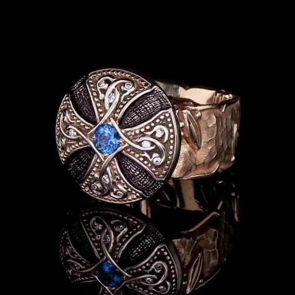 ringsformen, wedding ring, gold, Vintage