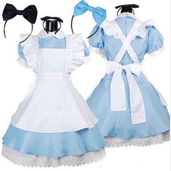Blues, Cosplay, Dress, Lolita fashion