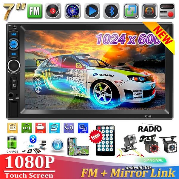 Touch Screen, Remote, rádiodocarro, Cars