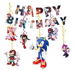 sonic, foilballoon, Balloon, cartoonballoon