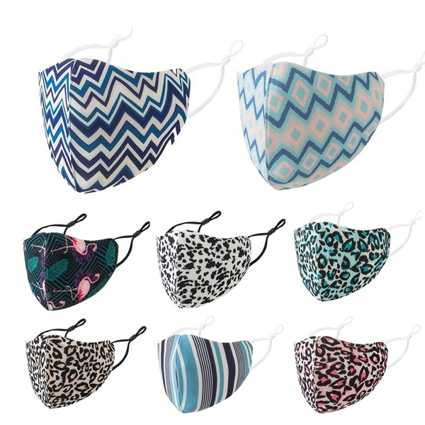 Cotton, mouthmask, Sports & Outdoors, washablemask