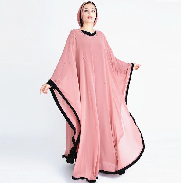 party, muslimfashion, Plus Size, abayasforwomen