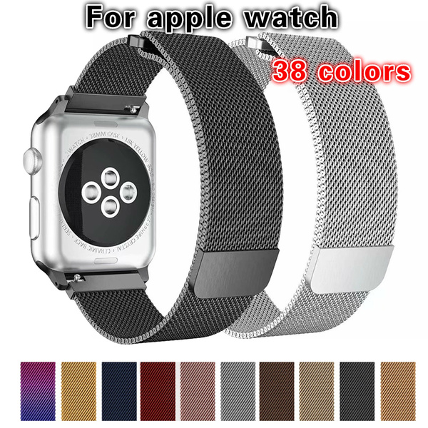 Steel, applewatch5strap, Apple, applewatch2strap