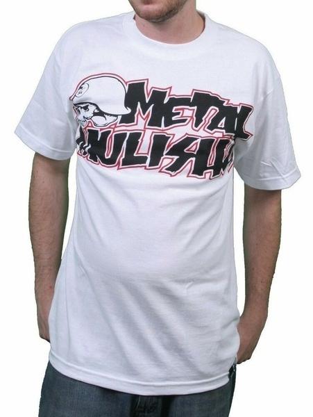 Shirt, mulisha, Metal, Small