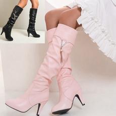 kneeboot, Fashion, Knee High Boots, high boots